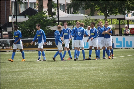 wvf voetbal westenholte 10 23