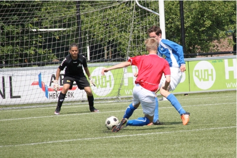 wvf voetbal westenholte 12 20