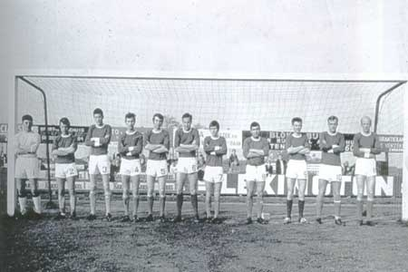 wvf voetbal westenholte 1968team
