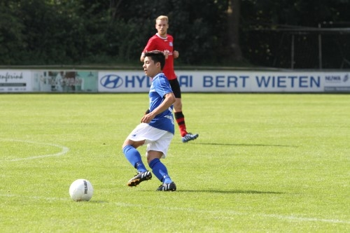 wvf voetbal westenholte 22