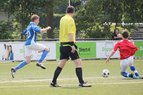 wvf voetbal westenholte 23 17