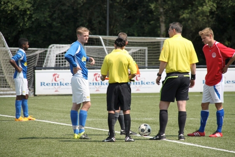 wvf voetbal westenholte 5 30