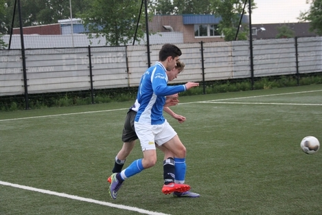 wvf voetbal westenholte 9 22
