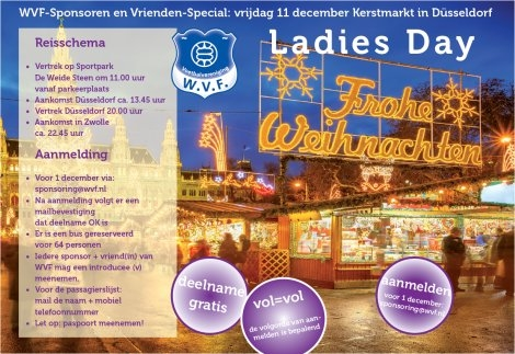 wvf voetbal westenholte ladiesday 2015