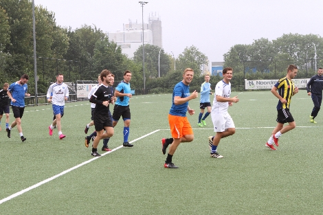 wvf voetbal westenholte wvf1 training